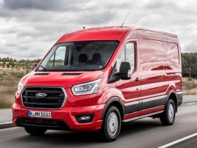 Ver foto 2 de Ford Transit Van L2H2 2019