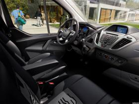Ver foto 2 de Ford Transit Custom Combi 2012