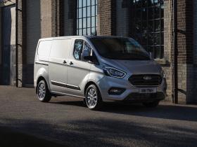 Ver foto 10 de Ford Transit Custom PHEV 2019
