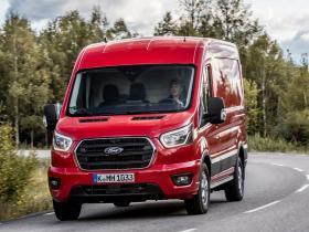 Ver foto 6 de Ford Transit Van L2H2 2019