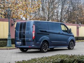 Ford Transit Custom Ft 320 L2 Kombi Ambiente 105