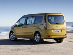 Ver foto 6 de Ford Transit Connect Combi 2013