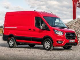 Ver foto 3 de Ford Transit Van L2H2 2019