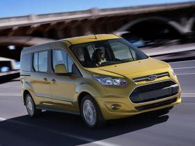 Ver foto 14 de Ford Transit Connect Combi 2013