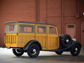 Ver foto 2 de Ford V8 Station Wagon 1933