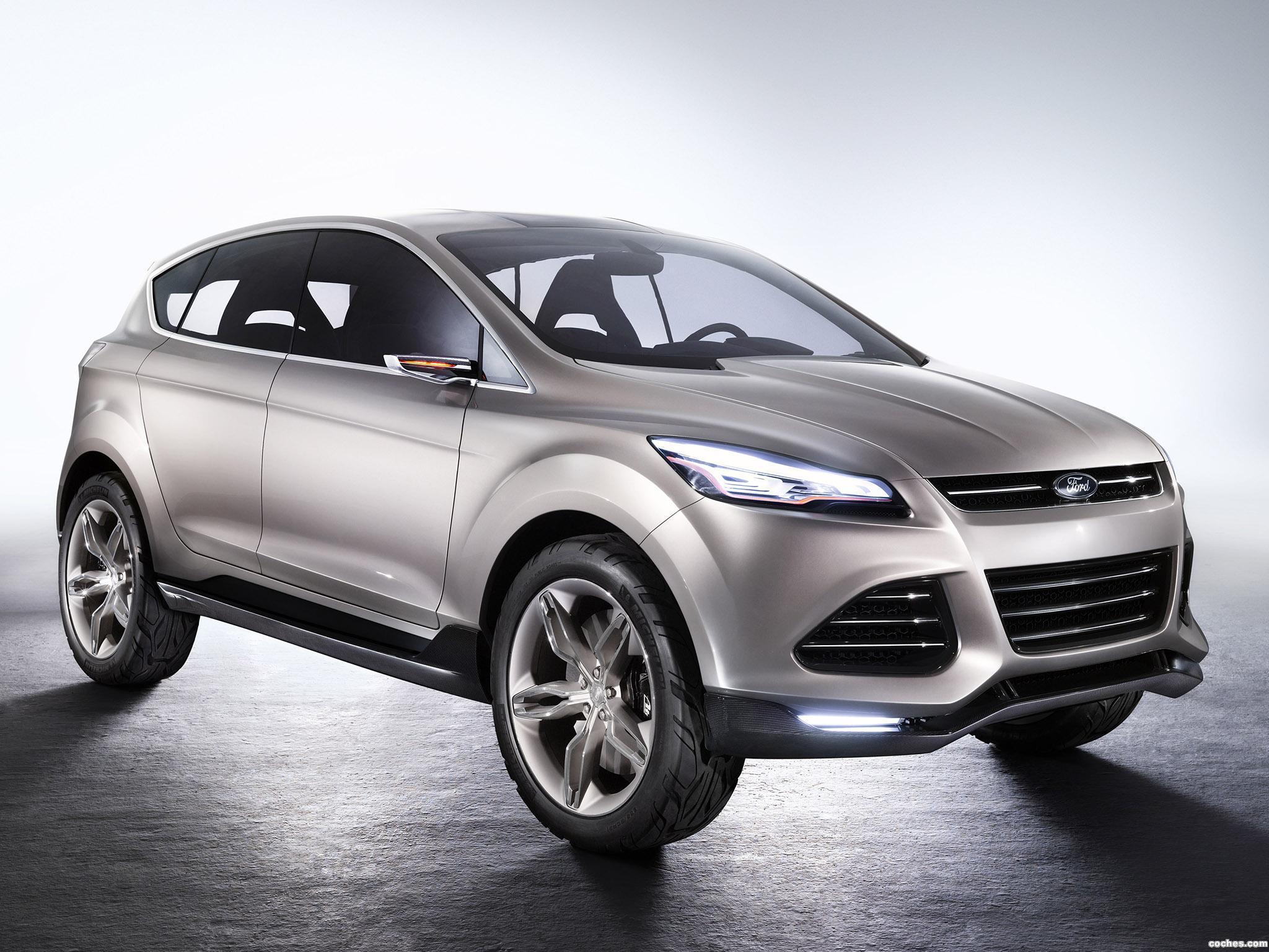 Foto 0 de Ford Vertrek Concept 2011