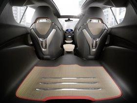 Ver foto 4 de Ford Vertrek Concept 2011