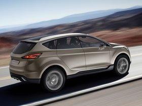 Ver foto 14 de Ford Vertrek Concept 2011