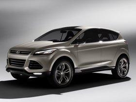 Ver foto 13 de Ford Vertrek Concept 2011
