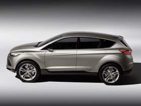 Ver foto 12 de Ford Vertrek Concept 2011