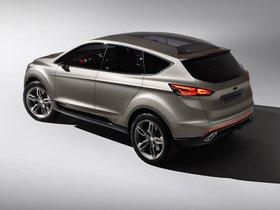 Ver foto 11 de Ford Vertrek Concept 2011