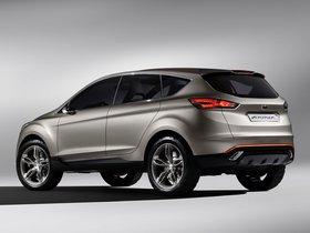 Ver foto 10 de Ford Vertrek Concept 2011