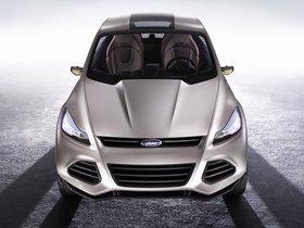 Ver foto 9 de Ford Vertrek Concept 2011