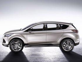 Ver foto 8 de Ford Vertrek Concept 2011