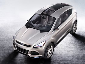 Ver foto 7 de Ford Vertrek Concept 2011