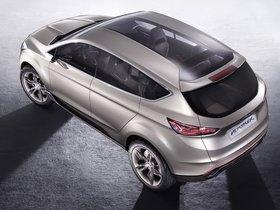 Ver foto 6 de Ford Vertrek Concept 2011