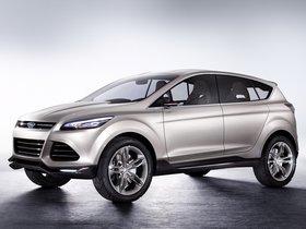 Ver foto 5 de Ford Vertrek Concept 2011
