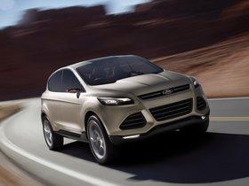 Ver foto 3 de Ford Vertrek Concept 2011