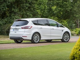 Ver foto 12 de Ford S-Max Vignale UK 2016