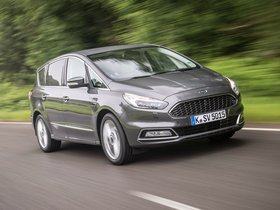 Ver foto 3 de Ford S-Max Vignale UK 2016