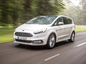 Ver foto 1 de Ford S-Max Vignale UK 2016