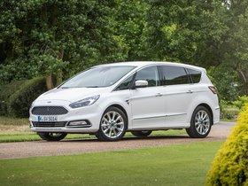 Ver foto 16 de Ford S-Max Vignale UK 2016
