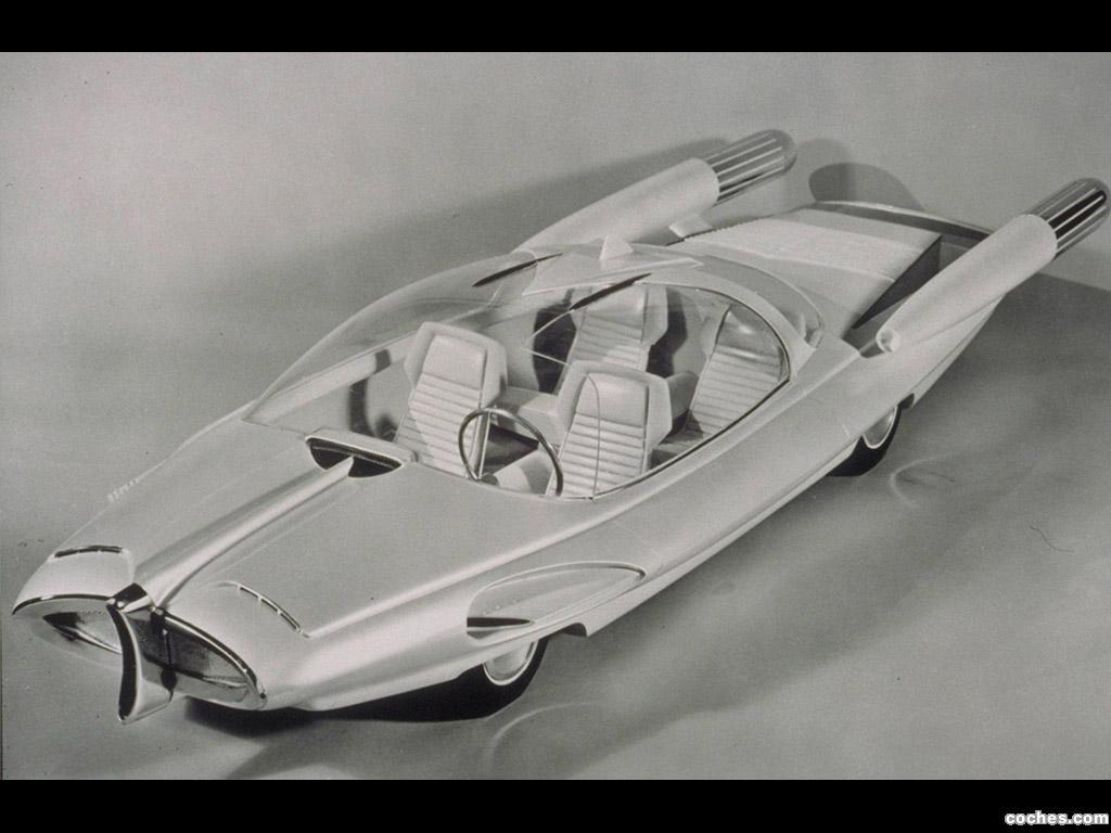 Foto 0 de Ford X-2000 Concept Car 1958