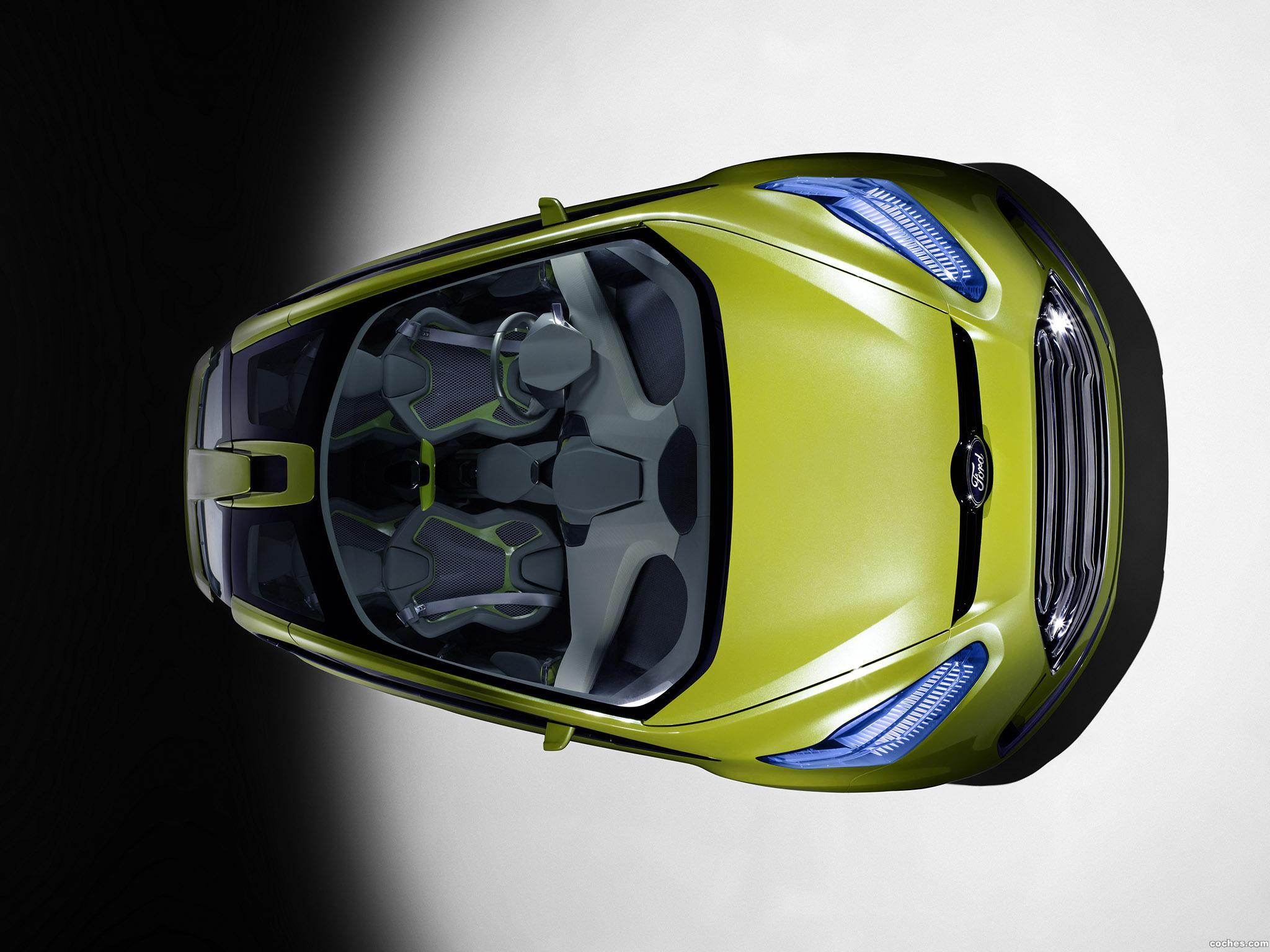 Foto 9 de Ford iosis MAX Concept 2009
