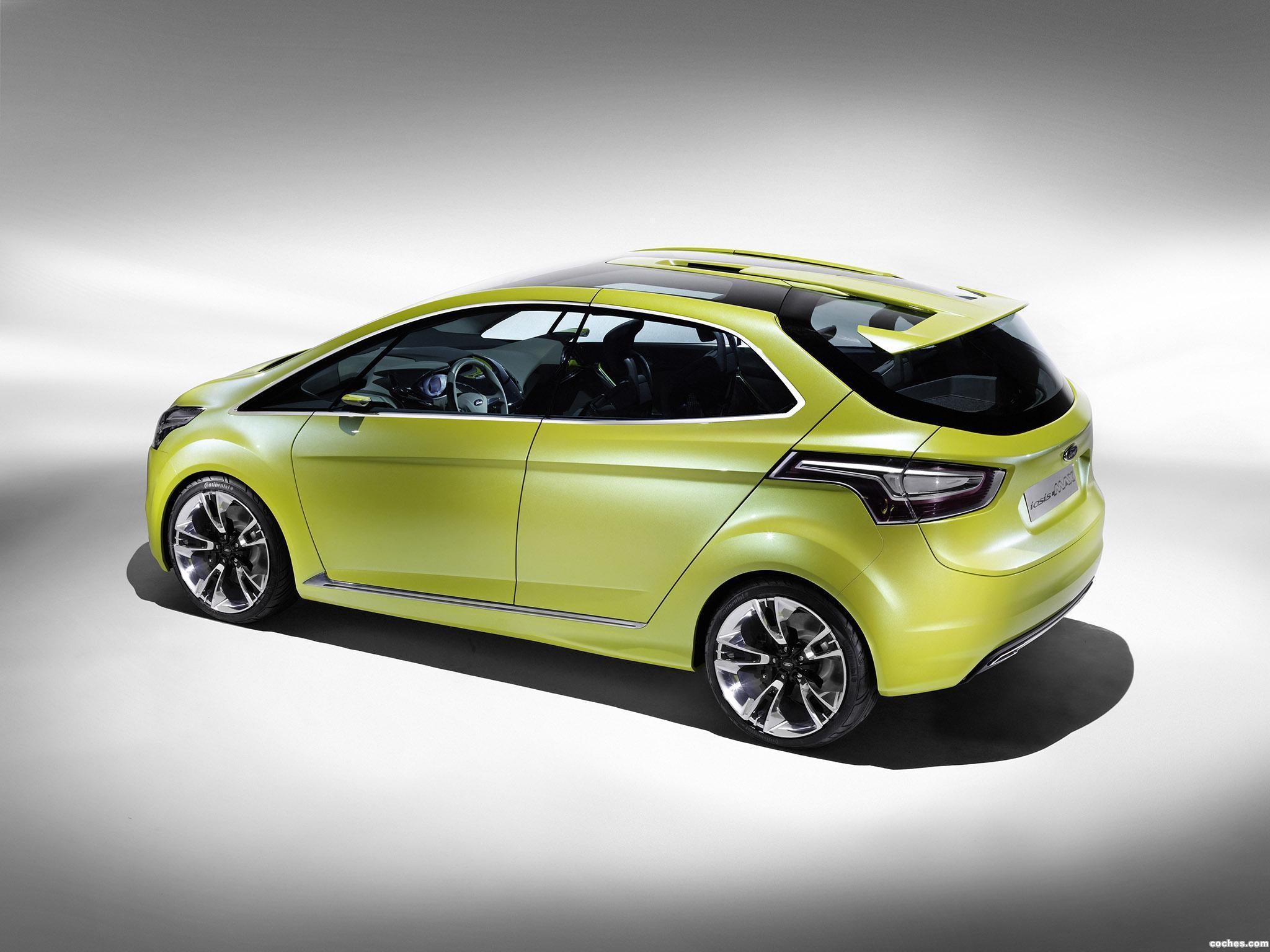 Foto 2 de Ford iosis MAX Concept 2009