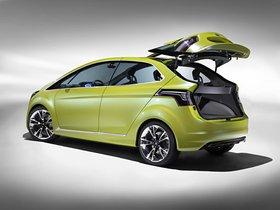 Ver foto 7 de Ford iosis MAX Concept 2009
