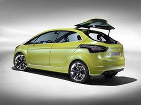 Ver foto 6 de Ford iosis MAX Concept 2009