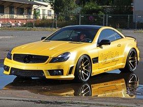 Fotos de Fostla AMG Mercedes SL Lquid Gold R230 2012