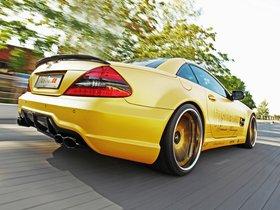 Ver foto 10 de Fostla AMG Mercedes SL Lquid Gold R230 2012