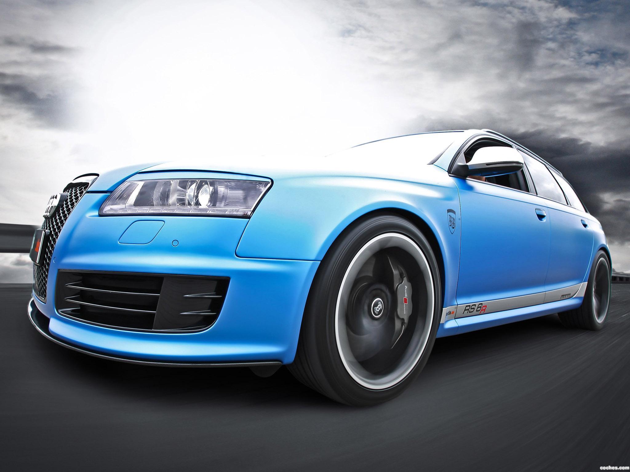 Foto 0 de Audi Fostla RS6 MTM 2012