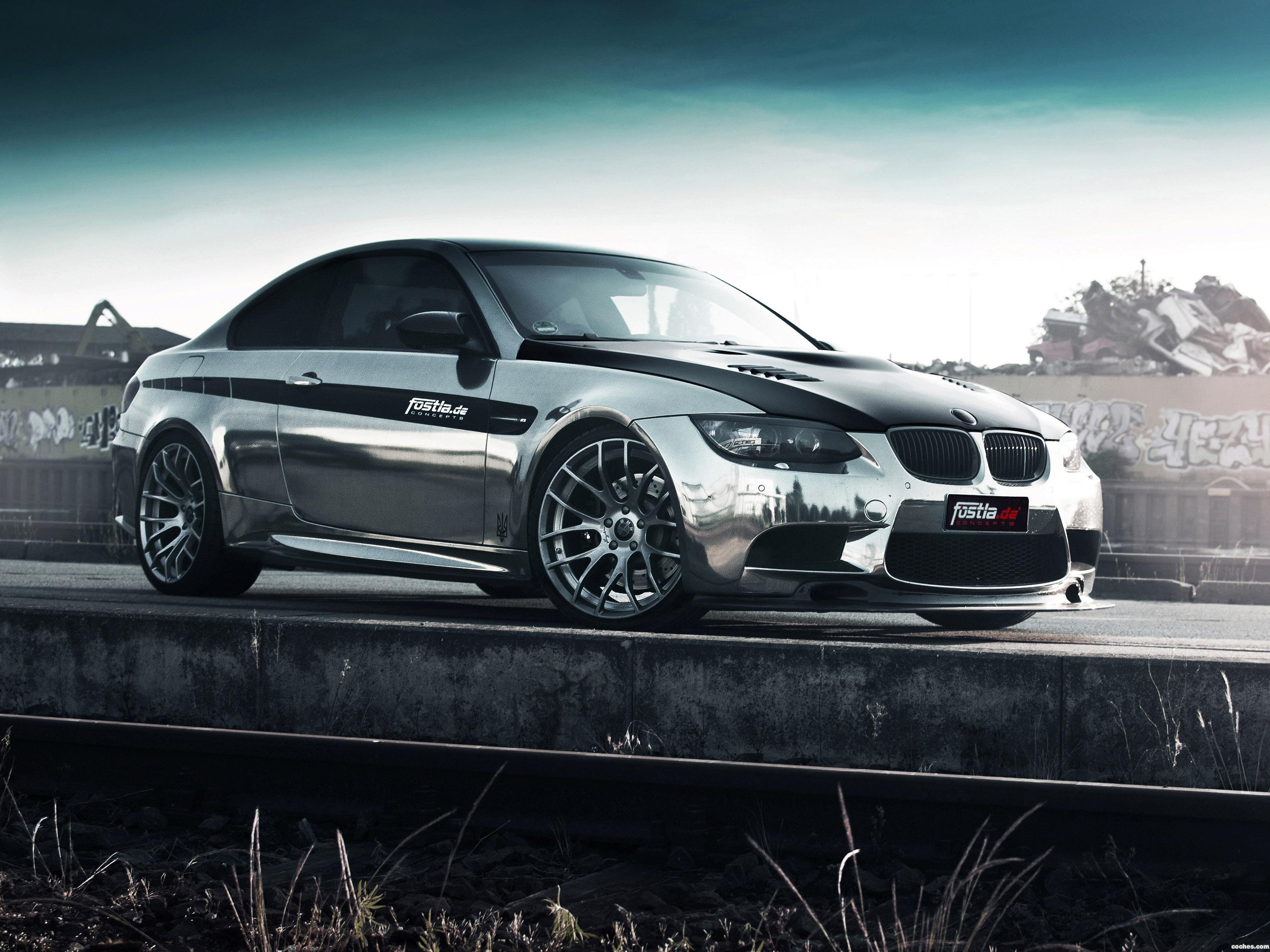 Foto 0 de Fostla BMW M3 Coupe E92 2016