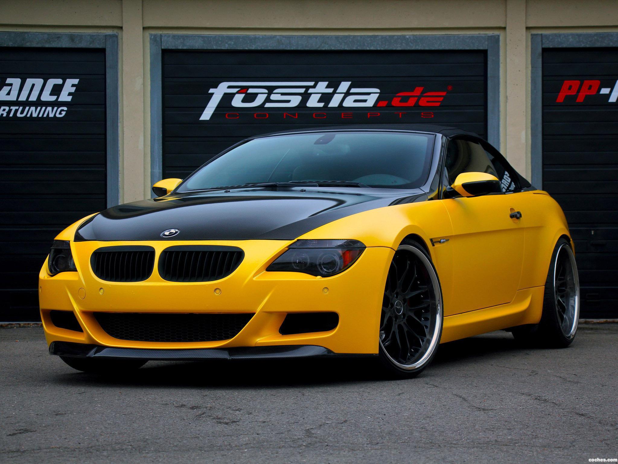 Foto 0 de Fostla BMW Serie 6 M6 2014