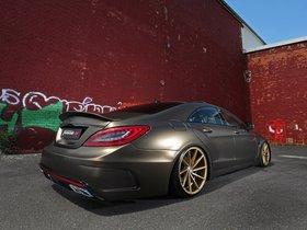 Ver foto 4 de Fostla Mercedes Clase CLS 350 CDI W218 2014