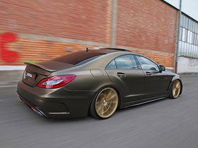 Ver foto 3 de Fostla Mercedes Clase CLS 350 CDI W218 2014