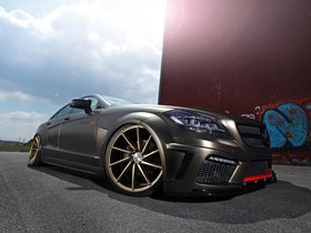Ver foto 1 de Fostla Mercedes Clase CLS 350 CDI W218 2014
