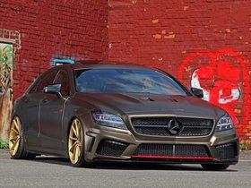 Ver foto 12 de Fostla Mercedes Clase CLS 350 CDI W218 2014
