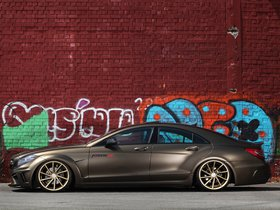 Ver foto 9 de Fostla Mercedes Clase CLS 350 CDI W218 2014