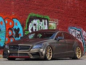 Ver foto 8 de Fostla Mercedes Clase CLS 350 CDI W218 2014