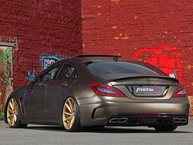 Ver foto 7 de Fostla Mercedes Clase CLS 350 CDI W218 2014