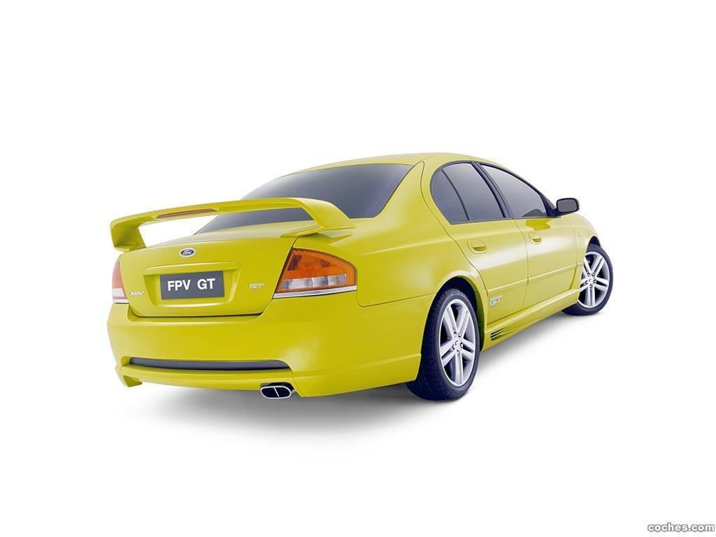Foto 1 de Ford FPV GT BA 2003