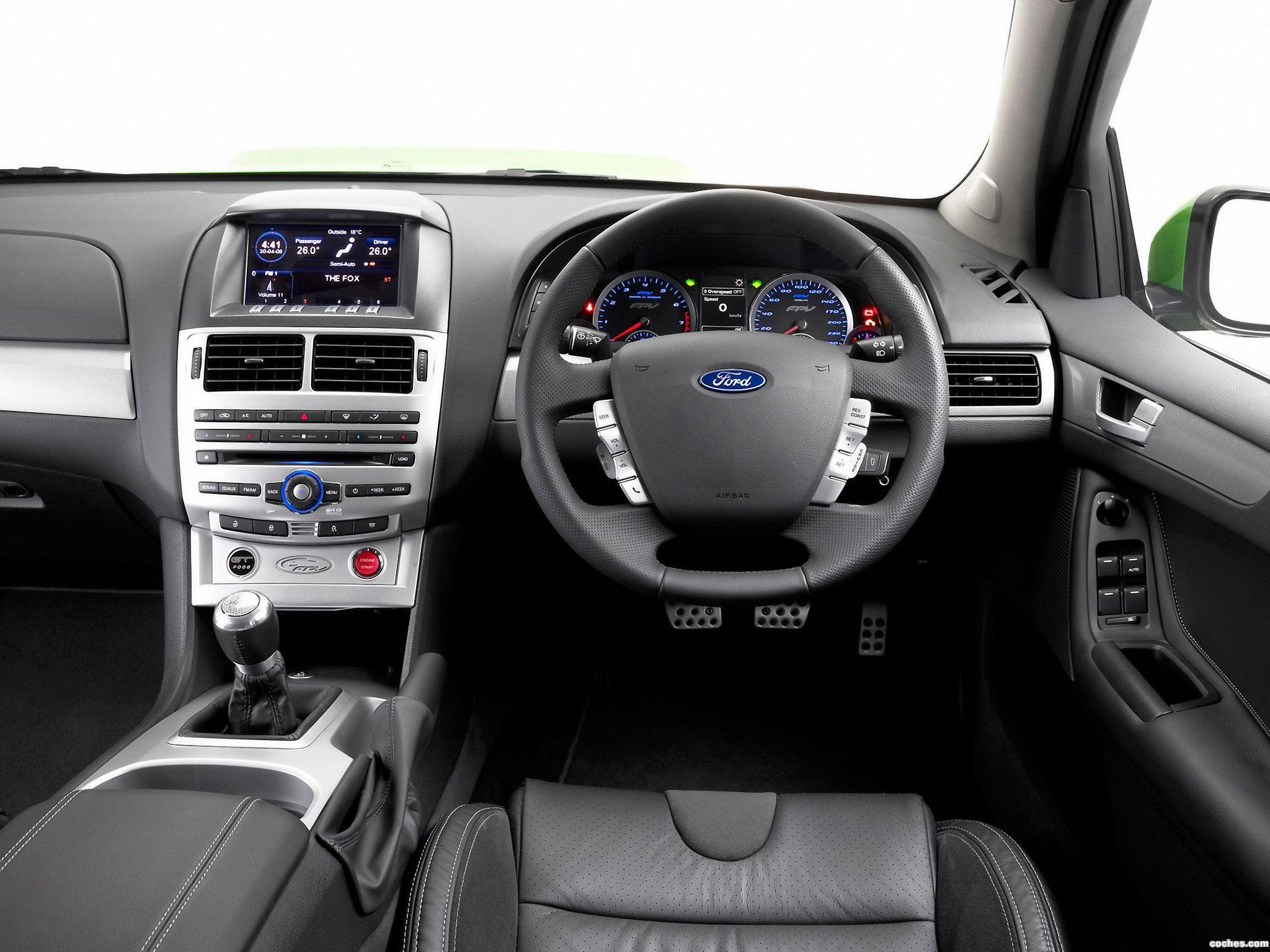 Foto 5 de Ford FPV GT FG 2008