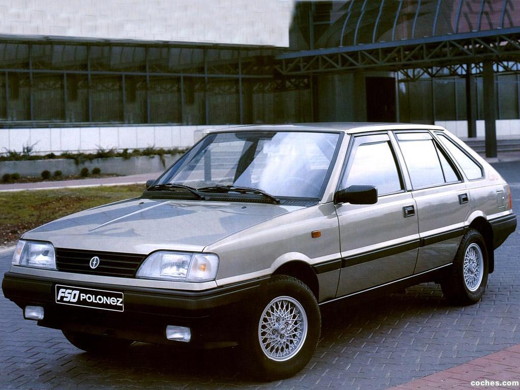 Foto 0 de FSO Polonez Caro 1991