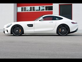 Ver foto 3 de Mercedes AMG GT G-Power 2016