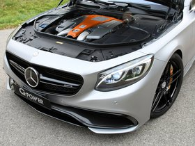 Ver foto 4 de G-power Mercedes AMG S63 Coupe C217 2016