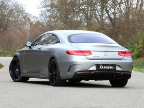 Ver foto 3 de G-power Mercedes AMG S63 Coupe C217 2016