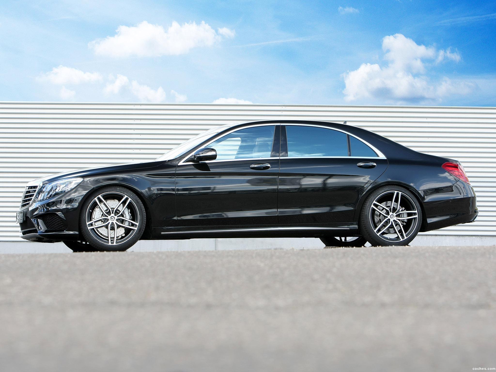 Foto 2 de G-power Mercedes AMG S63 Lang V222 2015